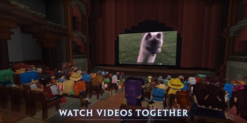 ムービーの視聴